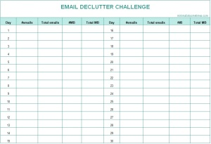 Email declutter challenge picture 1
