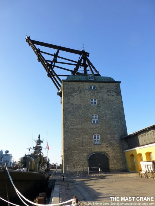 Mast Crane 1